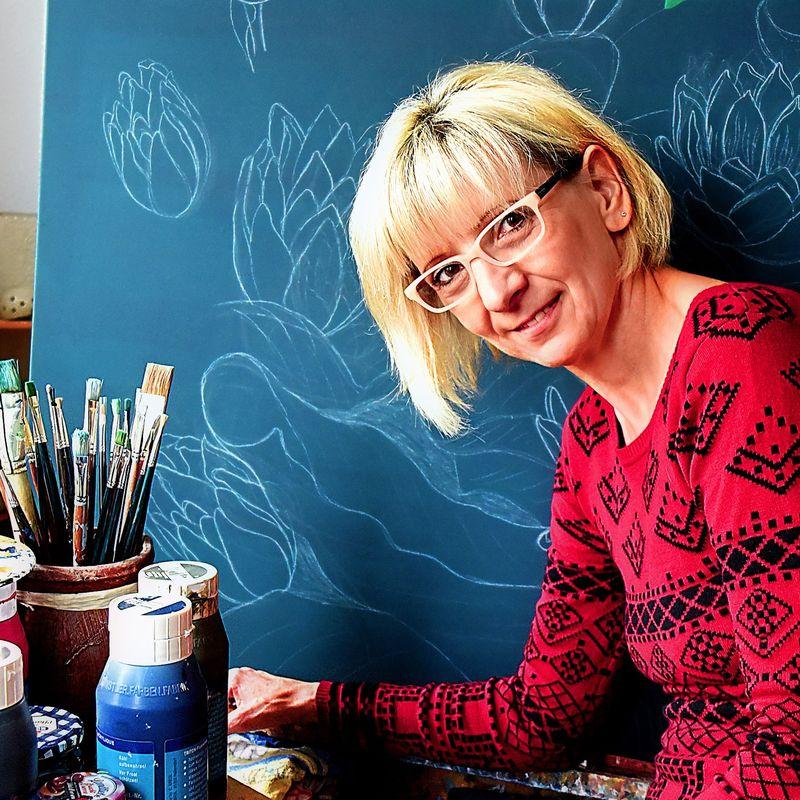 Regina Jeznita - Künstlerin aus Bleicherode