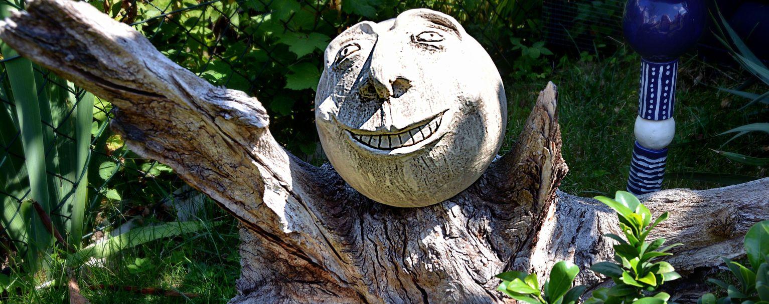 Smile aus Keramik